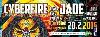 Cyberfire 14 let w/ Jade (HU) flyer