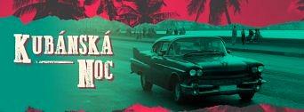 Kubánská noc flyer
