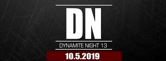 Dynamite Night vol.13 flyer