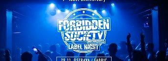 Fsrecs Label Night flyer