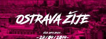 Ostrava ŽIJE! flyer