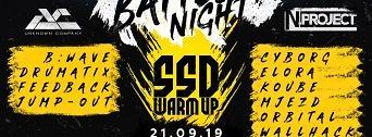 Battle Night (SSD Warmup) flyer