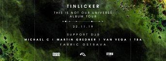 Tinlicker flyer