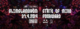 SSD w/ State of Mind & Fourward flyer