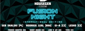 HouseGen International Night flyer