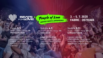 Beats for Love: Fabric Party & Afterparty flyer