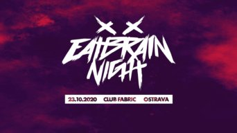 N.Project pres. Eatbrain night flyer