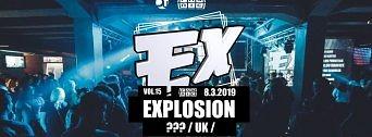 Explosion flyer