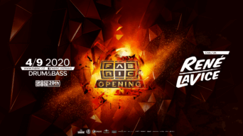 Opening DNB flyer