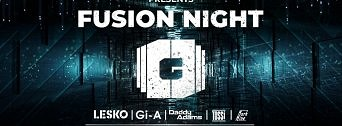Fusion Night flyer