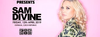 HouseGen W/ Sam Divine (UK) flyer