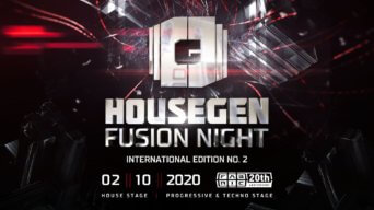 HouseGen International Night flyer