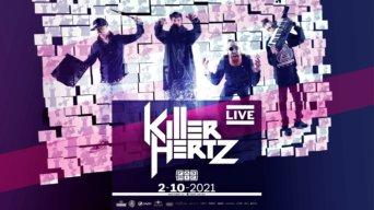 Killer Hertz Live flyer