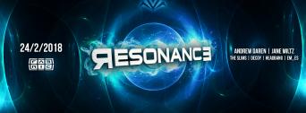 Resonance flyer