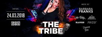 The Tribe flyer