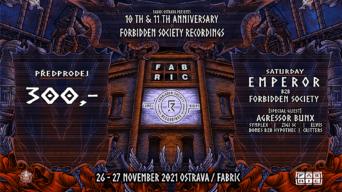 FSRECS Label Night 11th Anniversary Day 2 flyer