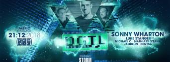 DGTL w/ Sonny Wharton & Luke Stanger (UK) flyer