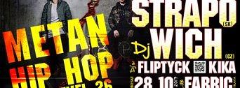 Metan Hip Hop 26 flyer