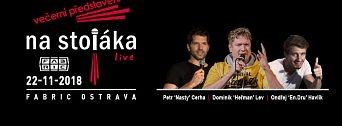 Na Stojaka flyer