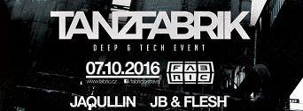 Tanzfabrik flyer